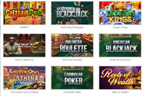 Top BetOnline.ag Casino Games