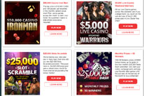 Promo Offers from BetOnline.ag Casino