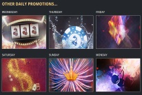 Everyday Promotions from Cherry Jackpot