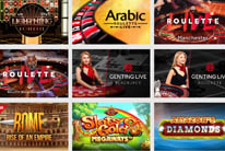 Top Genting Casino Games