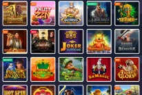 Wide Variety of Slot Games at Lucky 8 Casino