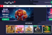 Lucky 8 Casino Welcomes you with a Great Bonus