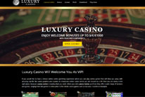 Welcome to Luxury Casino
