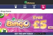You Can Play Online Bingo at mFortune Casino