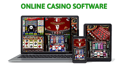 What kind of software is using by top ten online casinos?