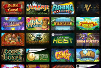 Best Prospect Hall Casino Games