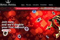 Generous Royal Panda Casino Welcomes You
