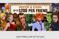 Slots.lv Refer And Earn Offer