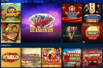 Sportingbet provides over 150 casino titles in total