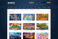 SportsBetting.ag Popular Casino Games