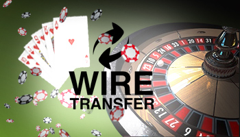Wire transfers, referred to as bank transfers, are the most trusted payment methods.